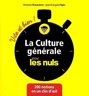 1 kilo de culture générale avis