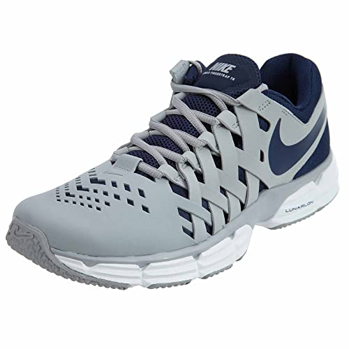 bff2056bdce2 Nike Men s Lunar Fingertrap TR Wolf Grey Football Boots-9 UK India ...
