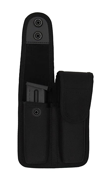 King Holster Tactical Double Magazine Pouch fits Walther PPS \ PPK \ PPQ \  PPX
