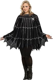 Spider Web Poncho Plus Size Costume  sc 1 st  Amazon.com & Amazon.com: InCharacter Baby Itsy Bitsy Spider Costume: Clothing
