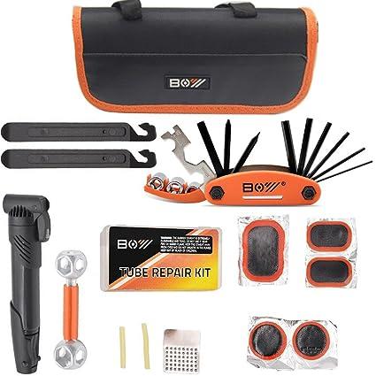 Amazon.com: Bibycle Kit de reparación de neumáticos – La ...