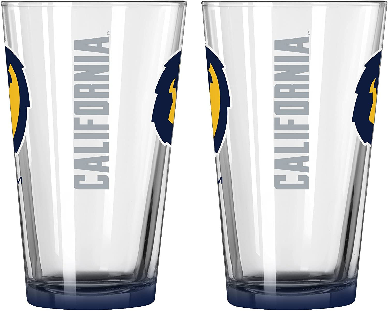 Clear Boelter Brands MLB Houston Astros 133950 Pint Glass One Size