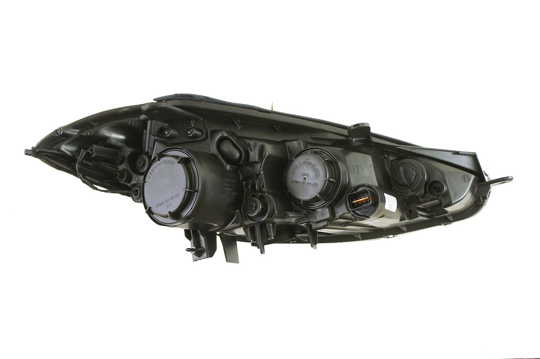 Partslink Number HY2502143 Genuine Hyundai Tiburon Driver Side Headlight Assembly Composite 92101-2C730