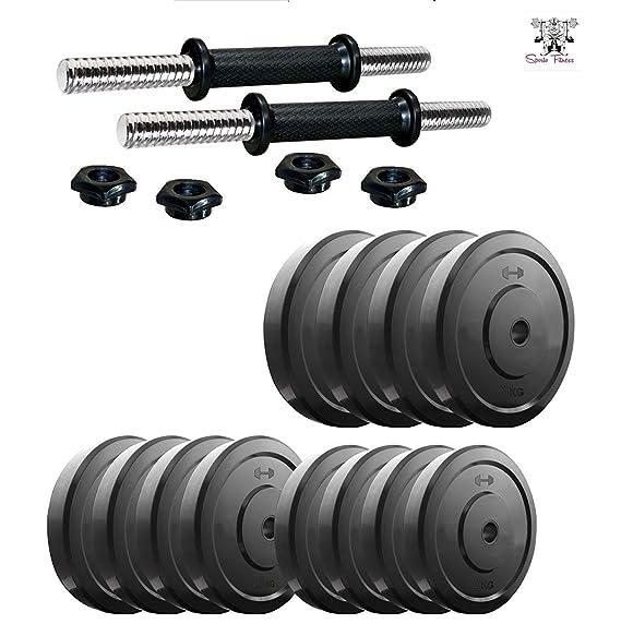 SPORTO FITNESS DM 30KG COMBO16 Dumbbells Kit Exercise Sets
