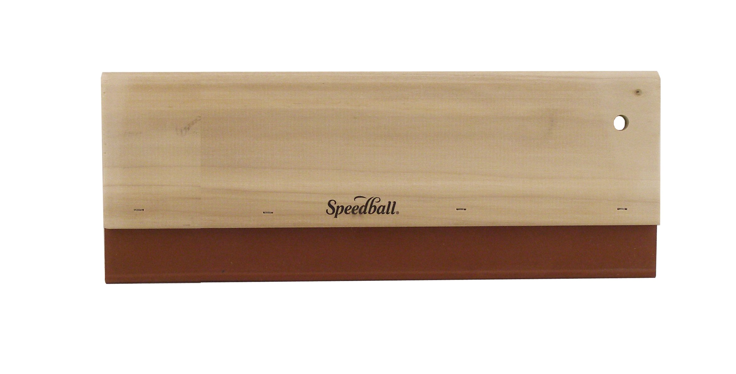 Speedball 12-Inch Fabric Squeegee for Screen Printing by Speedball