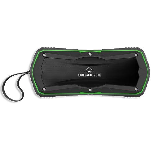 Rugged Bluetooth Speaker with Bass: Amazon.com
