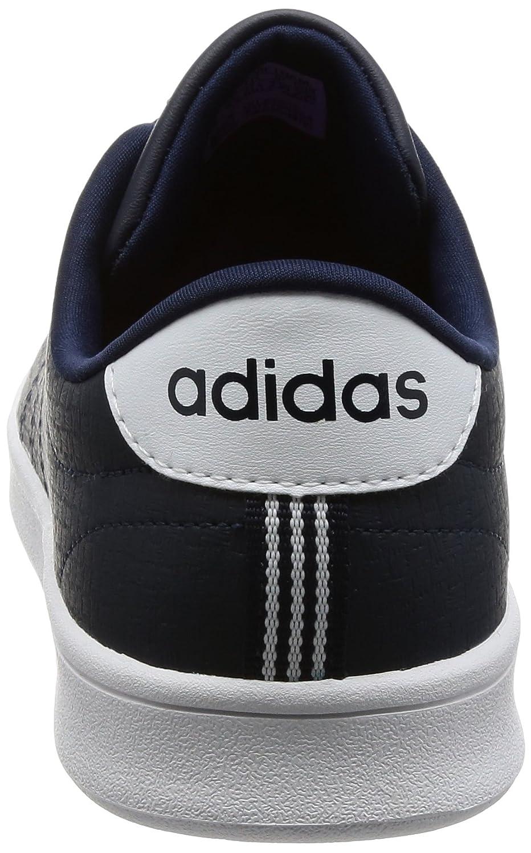 Adidas ventaja cl Qt W,  mujer 's low - top zapatos deportivos: