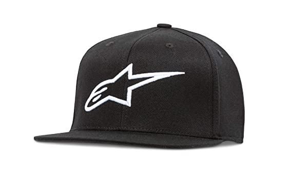 ce37db4e35a Alpinestars Men Ageless Flat Hat Cap  Amazon.co.uk  Clothing