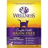 Wellness Complete Health Grain-Free Indoor Healthy Weight Chicken Recipe Dry Cat Food