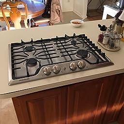 Amazon.com: Placa de cocina, 30 pulgadas: Aparatos