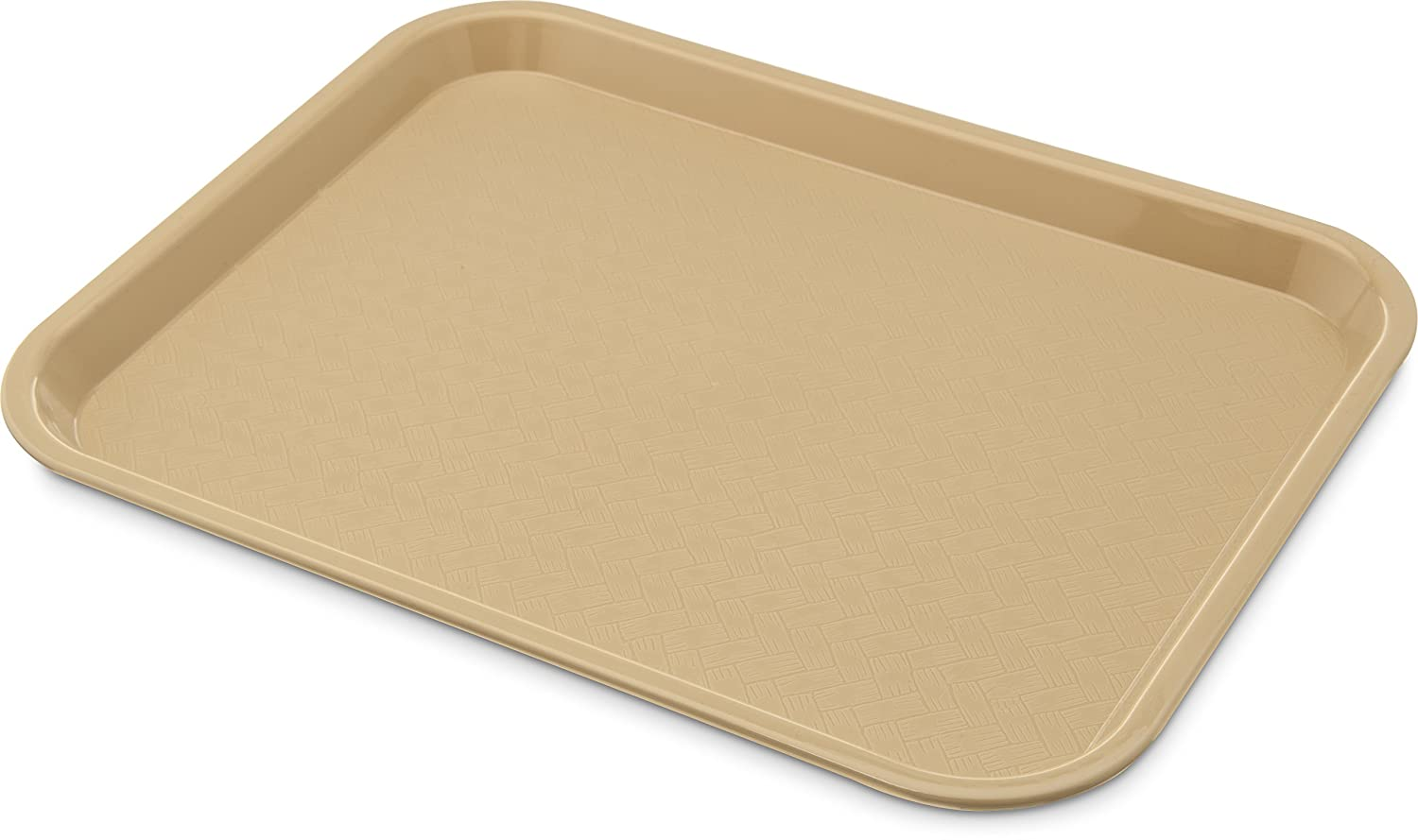 Carlisle CT101406 Café Standard Cafeteria / Fast Food Tray, 10
