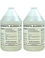 Isopropyl Alcohol Grade 99% Anhydrous (IPA)-2 Gallon case