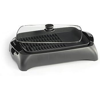 Amazon Com Gotham Steel 1619 Smokeless Electric Grill