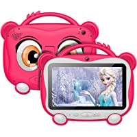 GOODTEL Tablet para Niños 7 Pulgadas Tablet Infantil Android 10.0 Quad-Core Processor, 16GB ROM, HD Pantalla1024*600…
