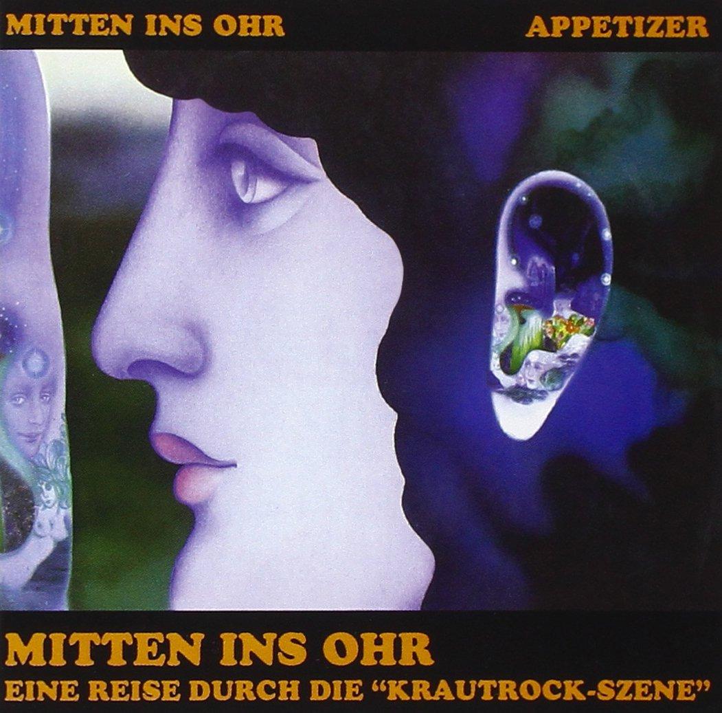 CD : Various Artists - Mitten Ins Ohr {OU}