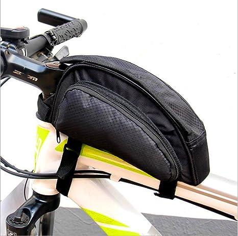 Bolsa de Bicicleta, FTUNG Bolsa para Bicicleta de Cremallera Bolso ...