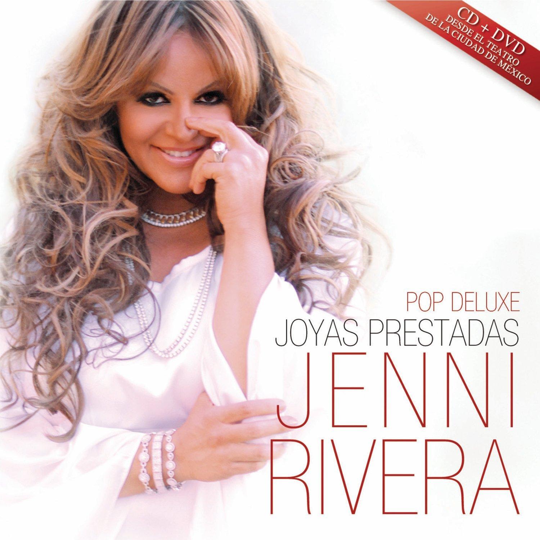 Jenni Rivera - Joyas Prestadas [Pop Version] [Deluxe Edition] [CD/ DVD] (With DVD, Deluxe Edition, 2PC)