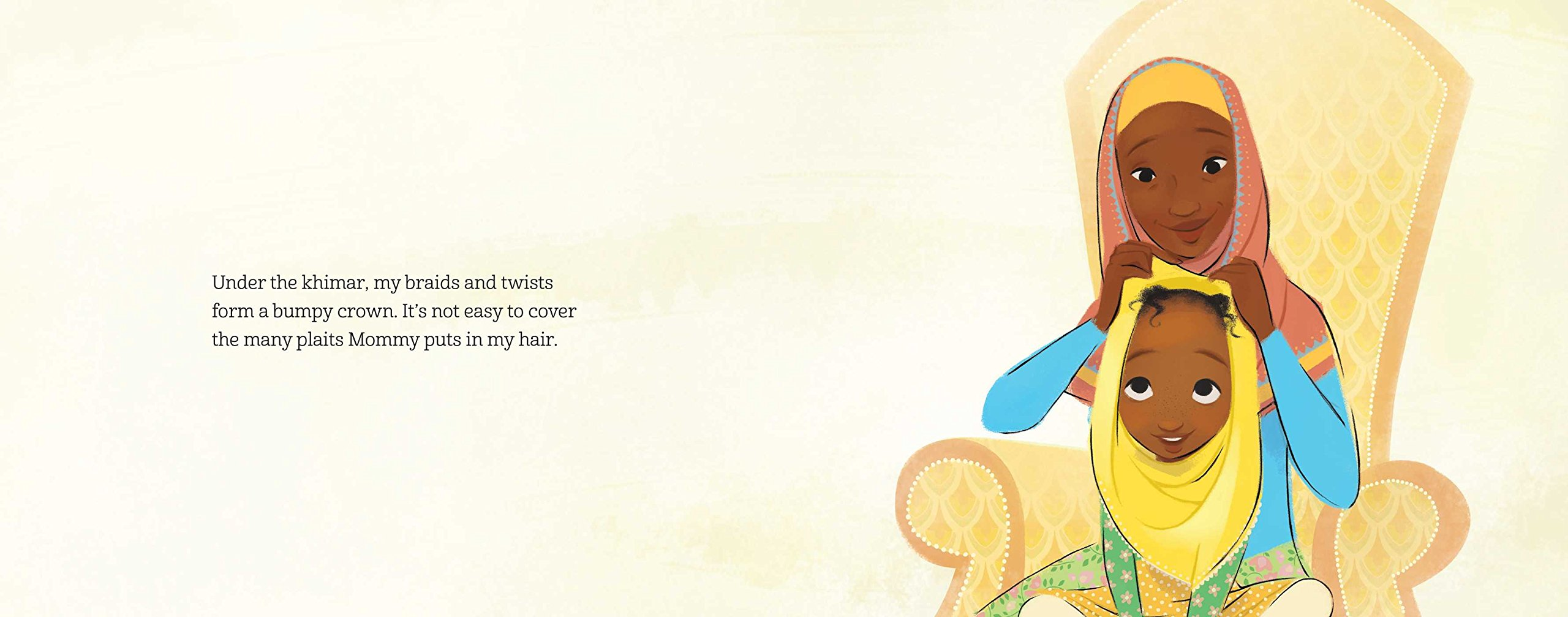 Mommy's Khimar by Salaam Reads / Simon & Schuster Books for Young Readers (Image #5)