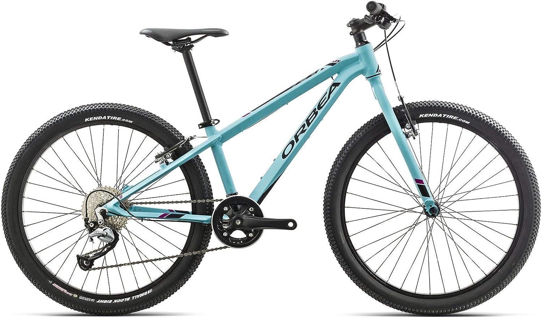 Orbea MX 24 Team Niños Bicicleta 24 pulgadas 9 velocidades montaña ...