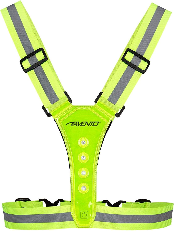 Avento LED Safety Vest