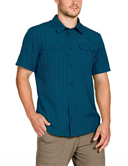 Jack Wolfskin Herren Hemd Thompson Shirt
