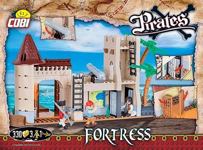 Cobi Fortress 330 Pcs Pirates