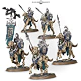 Games Workshop Warhammer 40,000: OSSIARCH BONEREAPERS KAVALOS DEATHRIDERS