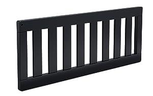 Delta Children No. 0086 Toddler Guardrail, Black