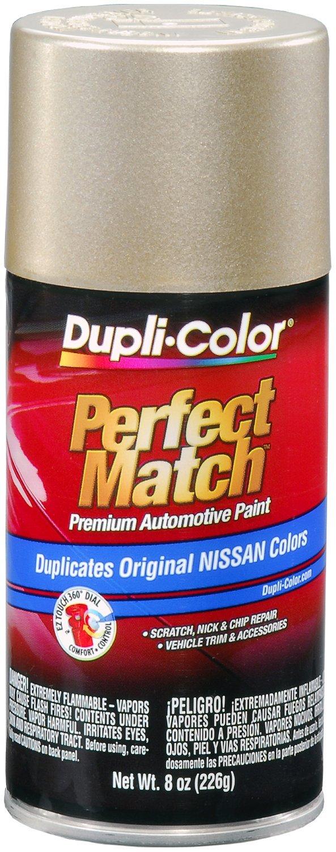 Dupli-Color EBNS05987 Silver Mist Metallic Nissan Perfect Match Automotive Paint - 8 oz. Aerosol