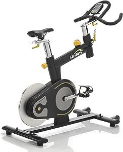 Halley Fitness Bicicleta Estática Hirondelle Multicolor: Amazon.es ...