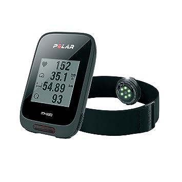 6d9bcd9087c Polar - M460 - Compteur Vélo GPS Intégré avec OH1 Brassard Capteur de Fréquence  Cardiaque -