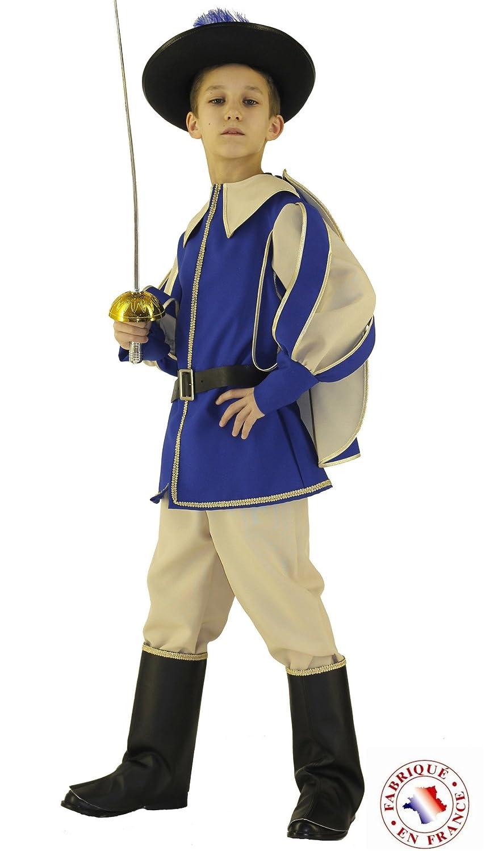 Generique - Disfraz Principe Azul niño: Amazon.es: Juguetes y juegos