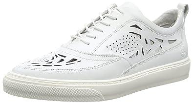 Bronx BmecX, Damen Sneakers, Weiß (04 White), 40 EU