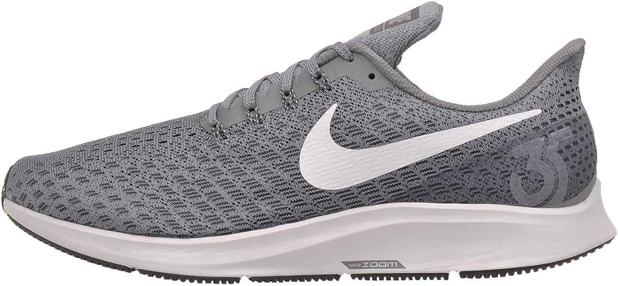 Mens Air Zoom Pegasus 35 Running Shoes, Cool Grey Size 12 US