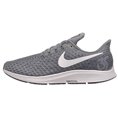 huge discount a161f 1f6b2 Nike Mens Air Zoom Pegasus 35 Running Shoes, Cool Grey Size 13 US