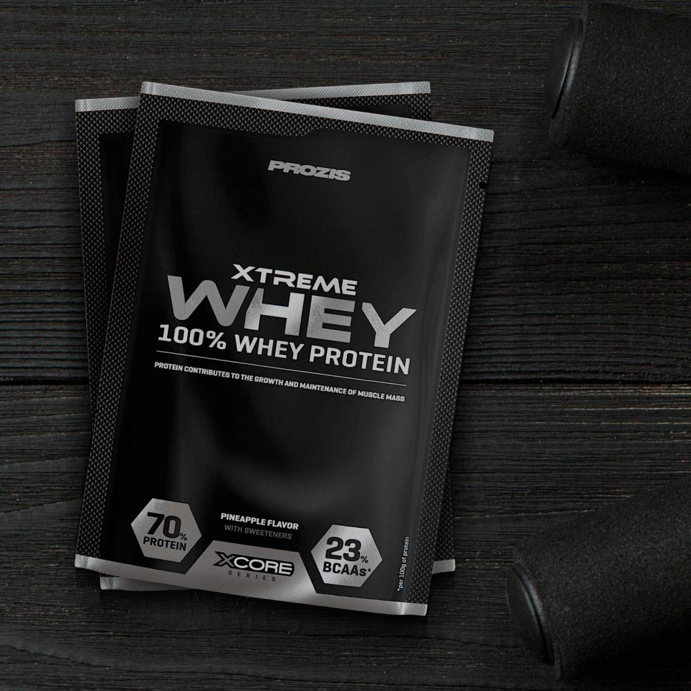 Xcore Sachet Xtreme Whey Protein 25 g Galletas y Crema ...