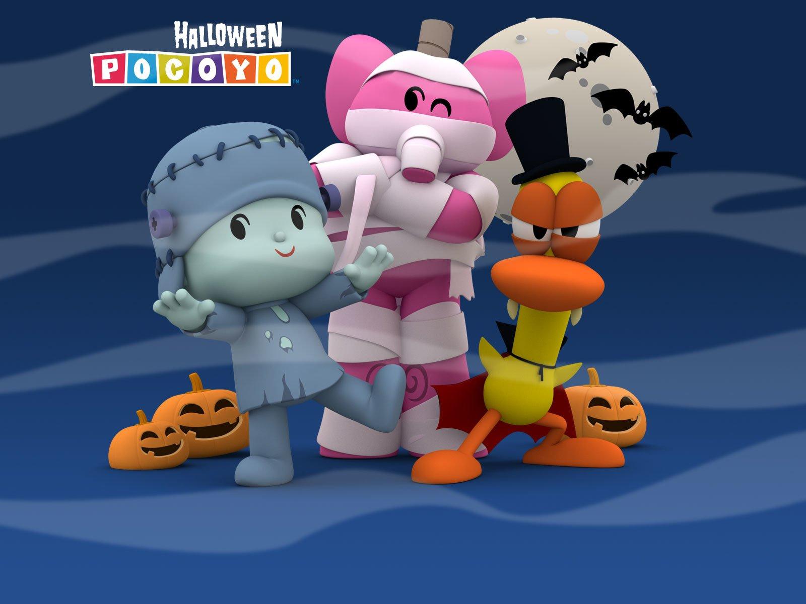 Pocoyo Halloween on Amazon Prime Video UK