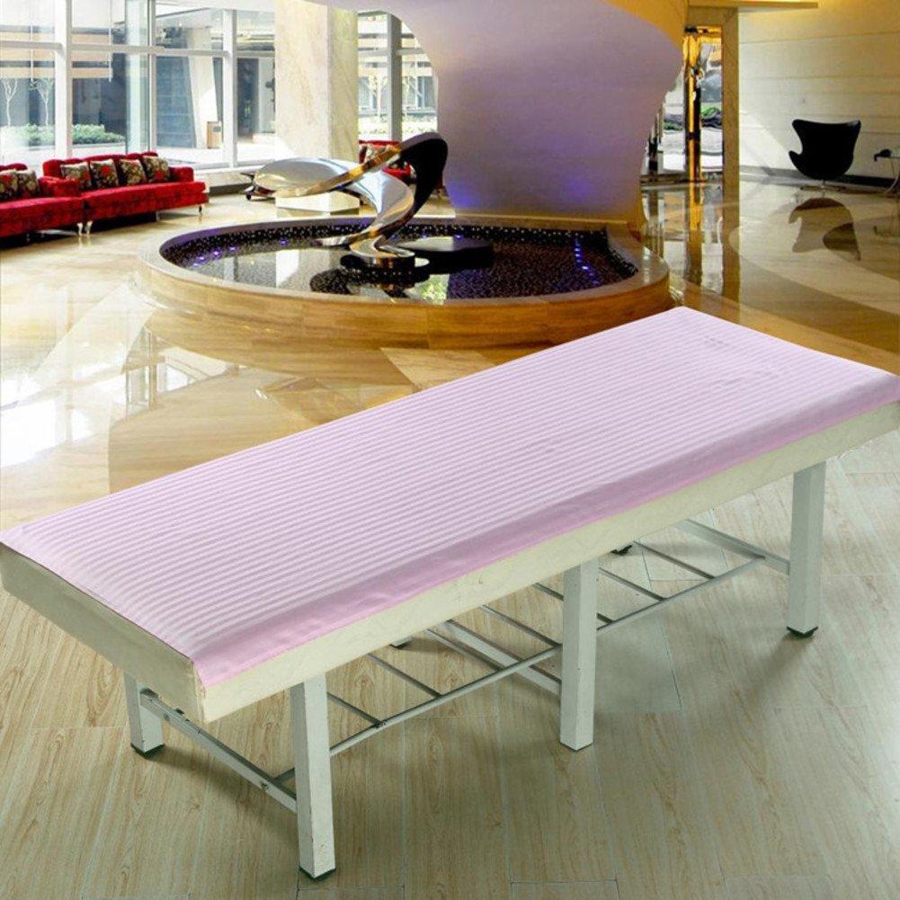 LWZY Linens Massage table sheet,waterproof sheets,spa linens,set of 2, beauty bed sheets/sheet-C 116x200cm(46x79inch)