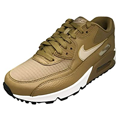 NIKE WMNS Air Max 90, Chaussures de Gymnastique Femme, Marron (Canteen/String