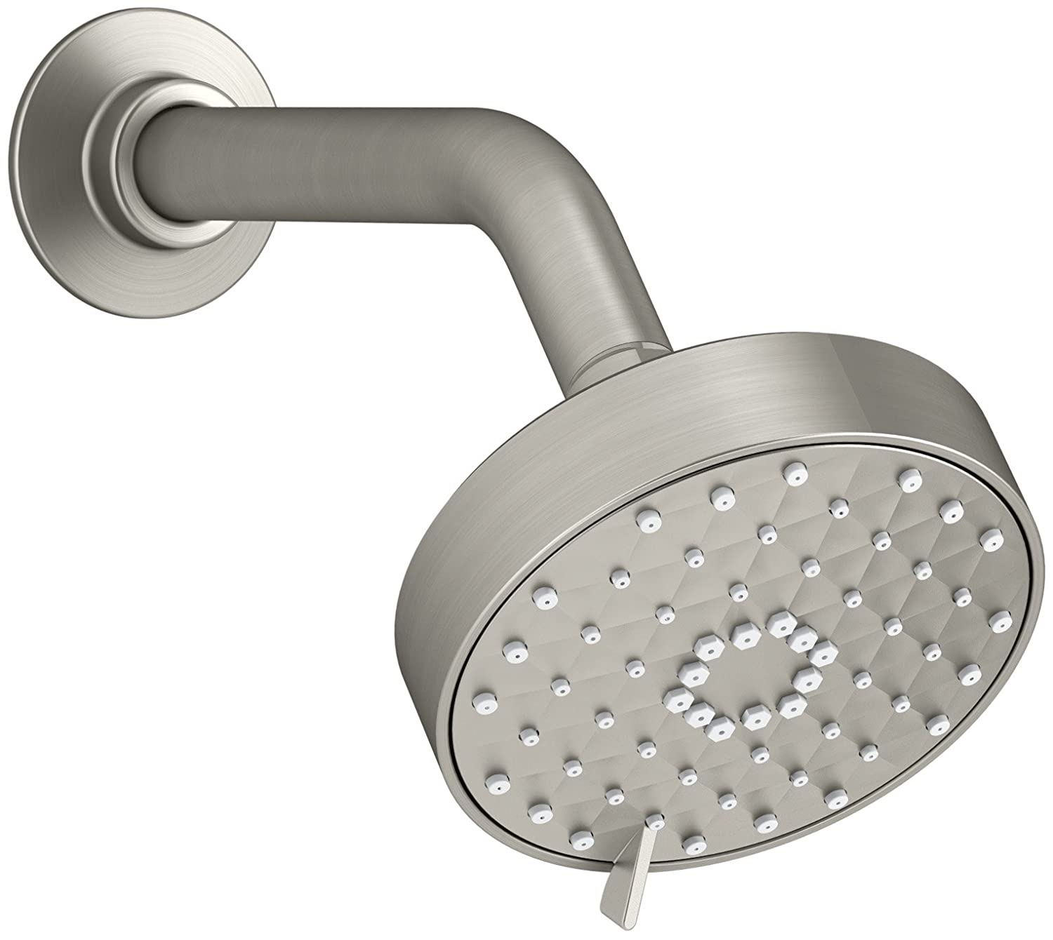 Kohler K-72419-CP Awaken G110 Multifunction Showerhead, Polished Chrome