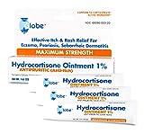 Hydrocortisone Maximum Strength Ointment 1%, USP