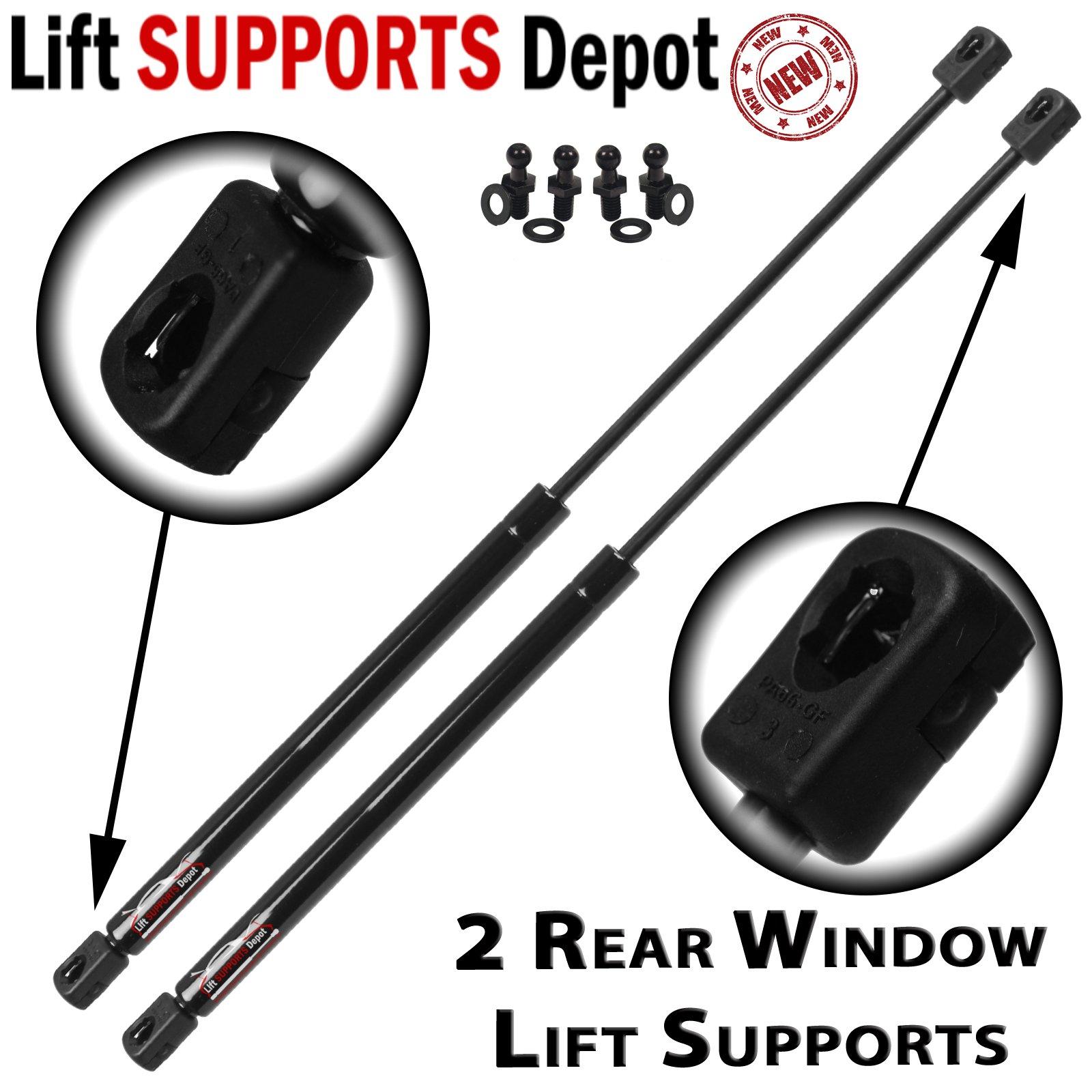 Qty (2) PM3298 Lift Supports Replaces John Deere # AL81578 AL1114803 AL174357 9867BN