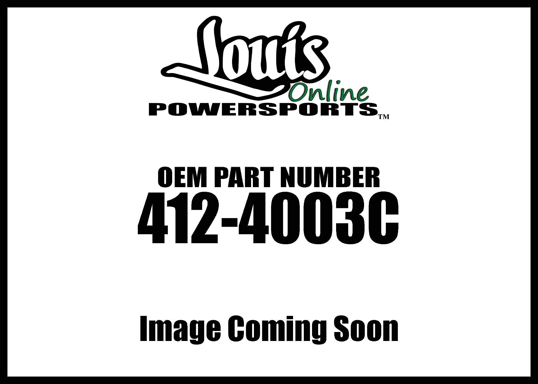Harley 13.5 Progressive Susp 412 chrome