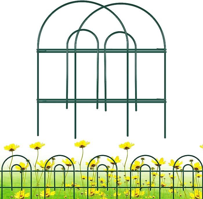 Top 10 Garden Border Fence 18