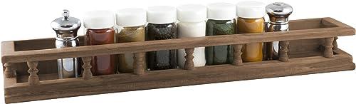 SeaTeak Spice Rack