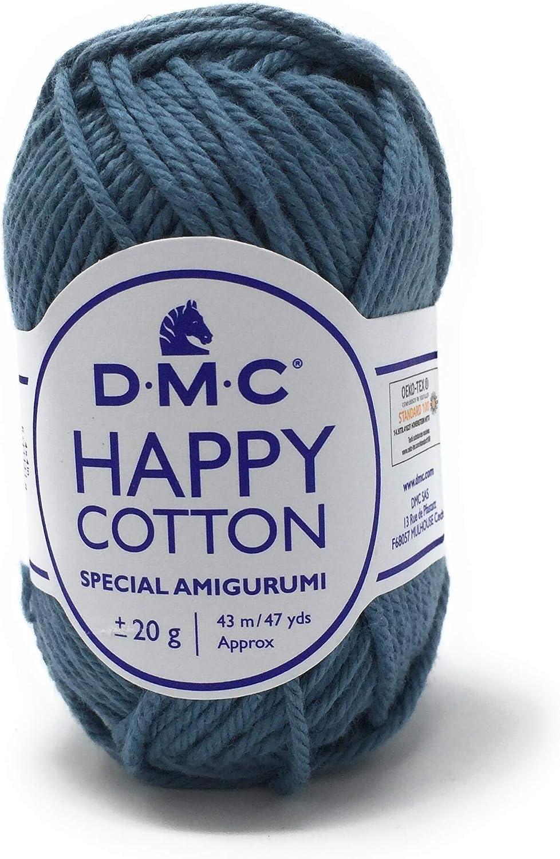 DMC Art. Happy Cotton Special Amigurumi Ball n° 3 - Bolas de algodón, 20 g, 43 m, 100% algodón: Amazon.es: Juguetes y juegos