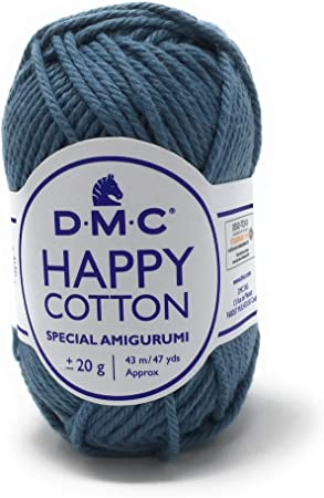 DMC Art. Happy Cotton Special Amigurumi Ball n° 3 - Bolas de ...