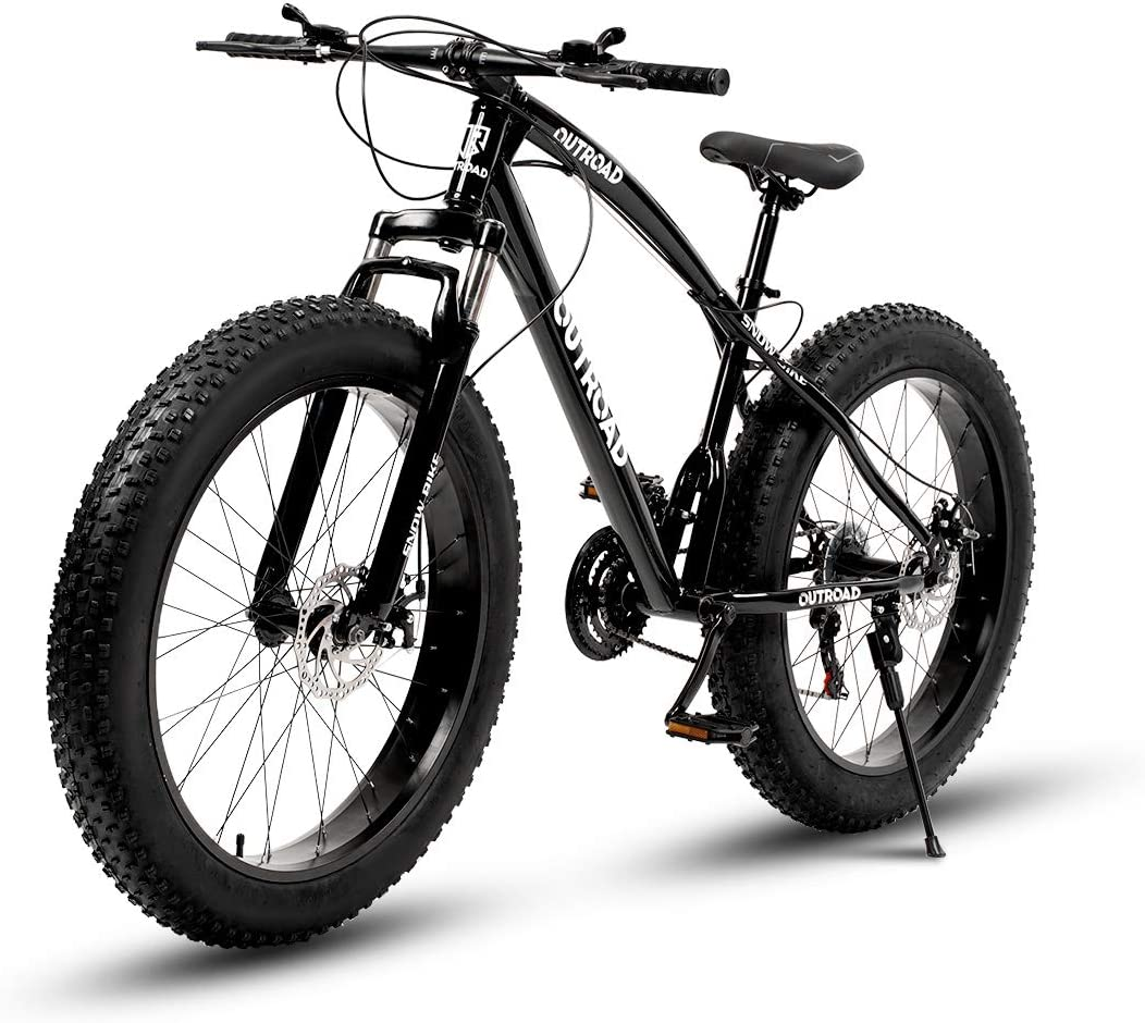 MAX4OUT fat bike
