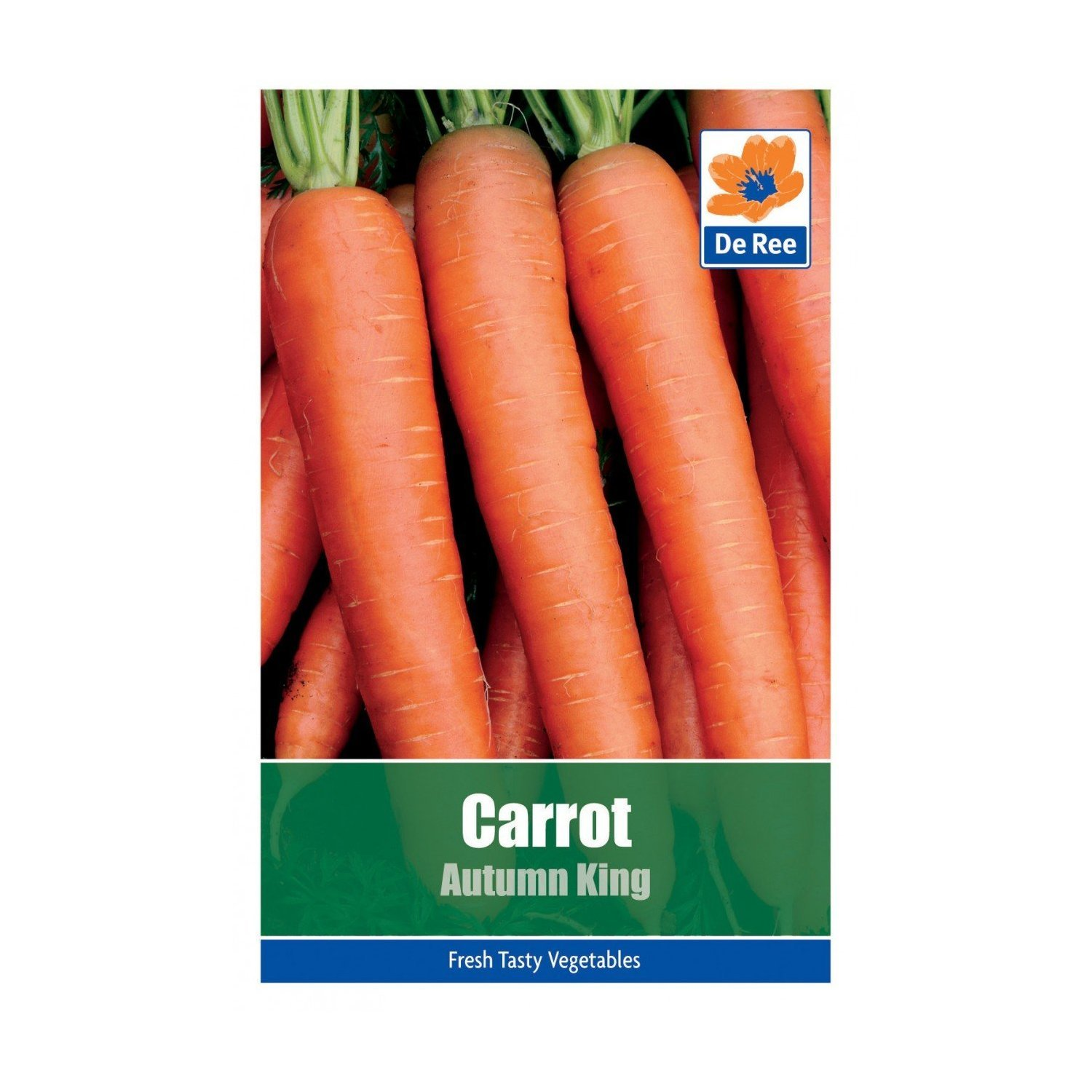Carrot Autumn King Seeds Bulbs and Seeds Direct
