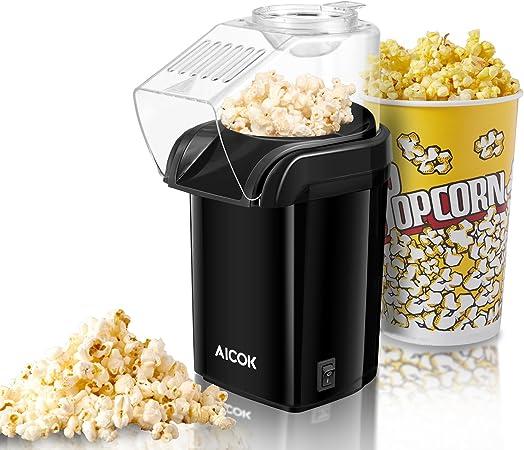 Aicok Macchina per popcorn